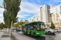 Шағын көліктер орнына – жаңа автобустар